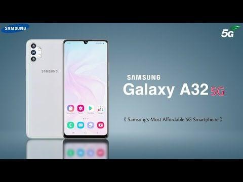 مراجعة هاتف Samsung A32 5G ( سعر و مواصفات ومميزات وعيوب سامسونج إيه 32 الجيل الخامس )