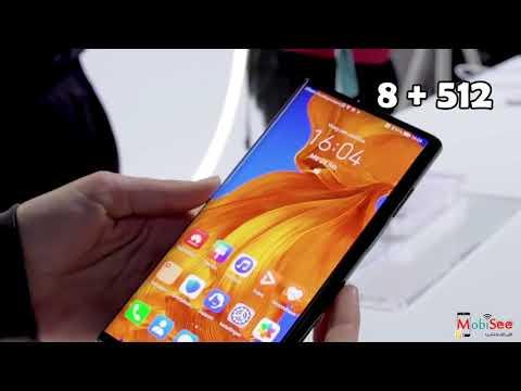 مراجعه موبايل Huawei Mate Xs - هاتف بشاشتين بيتفرد !