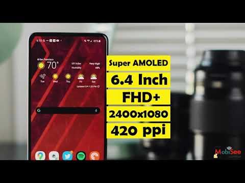 مراجعة هاتف Samsung M31s - سعر و مواصفات ومميزات وعيوب سامسونج ام 31 اس