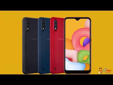 مراجعه موبايل Samsung A01 - هينافس في الفئة الاقتصادية ؟