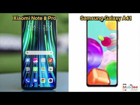 مراجعة Samsung A41 - سعر و مواصفات ومميزات وعيوب سامسونج A41
