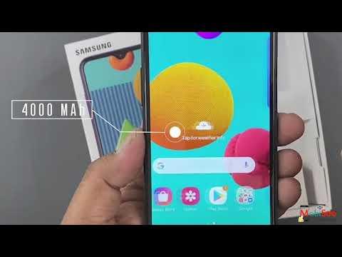 مراجعة Samsung M01 ( سعر و مواصفات ومميزات وعيوب سامسونج ام 01 )