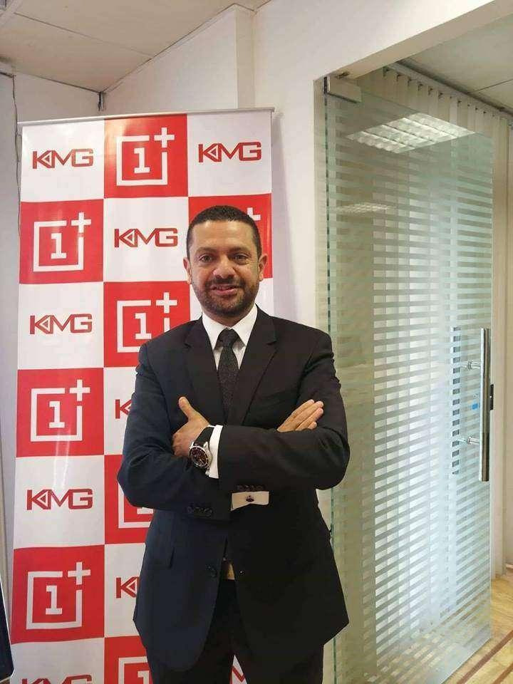وكيل OnePlus فى مصر شركة KMG