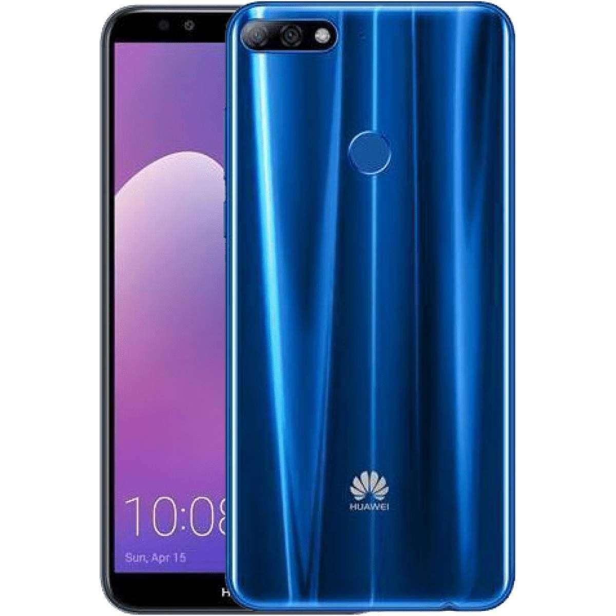 سعر و مواصفات Huawei Y7 Pro 2018 و مميزات و عيوب موبي سي