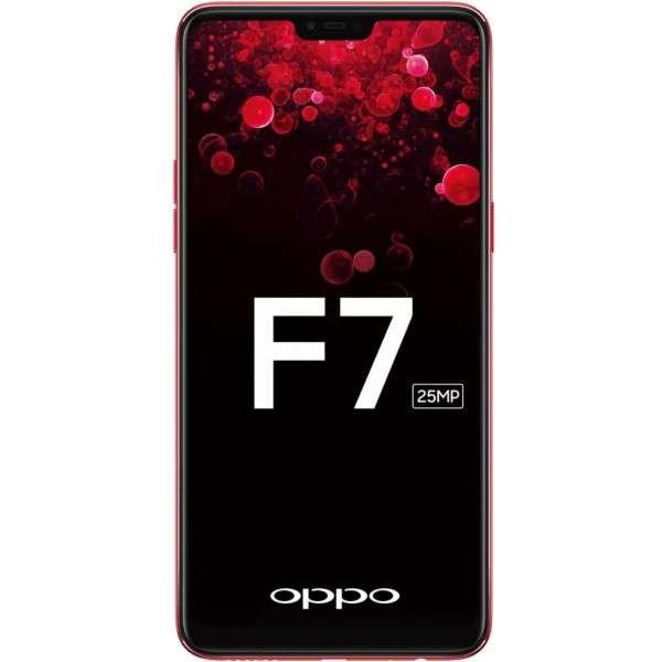 سعر و مواصفات Oppo F7 و مميزات و عيوب أوبو F7