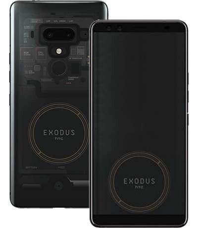 سعر و مواصفات HTC Exodus 1 و مميزات و عيوب