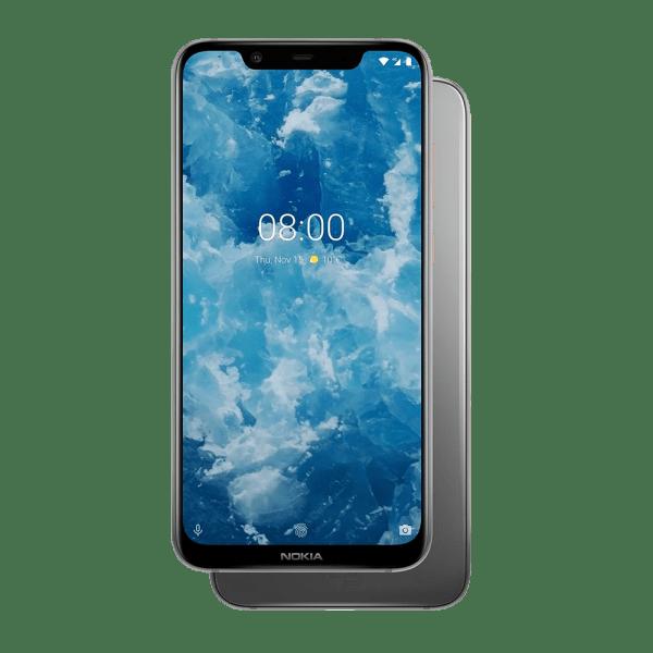 سعر و مواصفات Nokia 8.1 و مميزات و عيوب