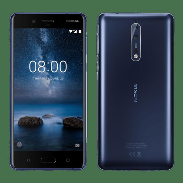 سعر و مواصفات Nokia 8 – مميزات و عيوب الهاتف