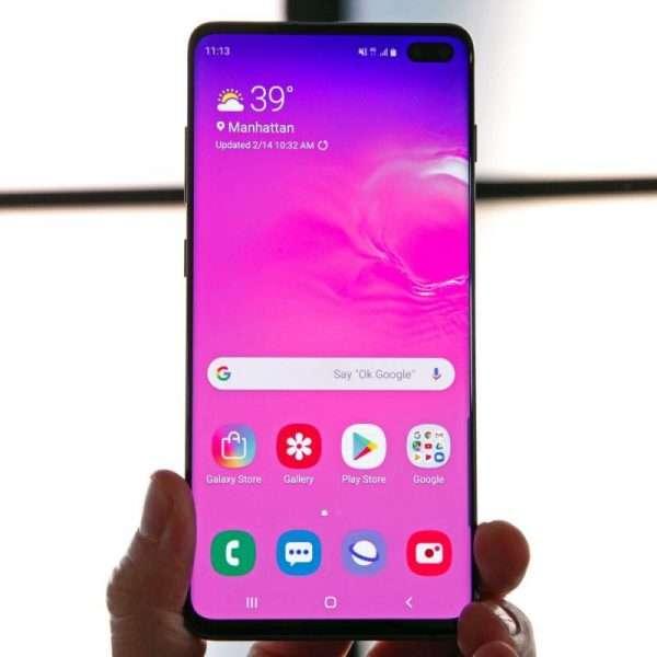 سعر Samsung Galaxy S10 و مميزاتة و عيوبة