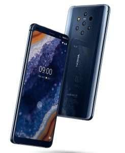 نوكيا 9 بيور فيو - Nokia 9 PureView