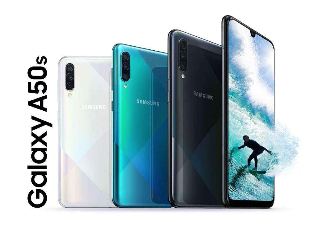 سعر ومواصفات Samsung Galaxy A50s مميزات وعيوب سامسونج A50s موبي سي