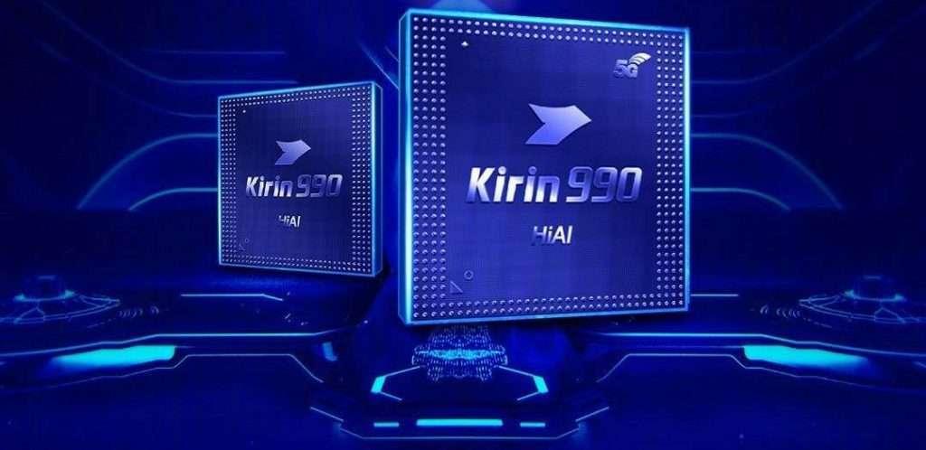 معالج كيرين 990 - Kirin 990