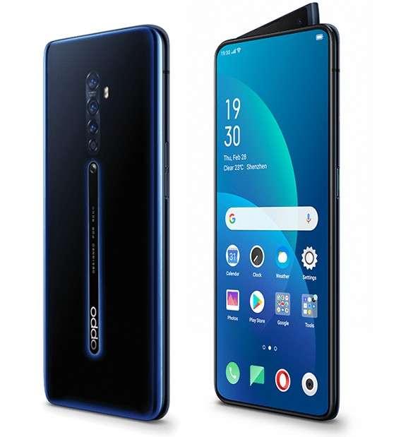 سعر ومواصفات Oppo Reno 2 مميزات وعيوب اوبو رينو 2 موبي سي