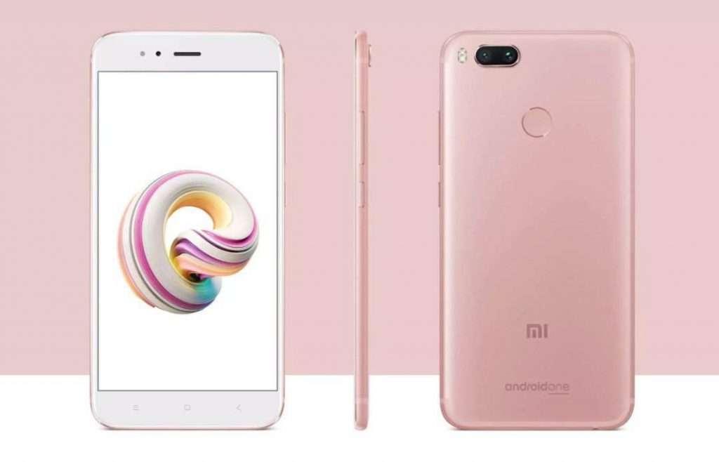 سعر Xiaomi Mi A1 ومواصفات شاومي مي A1