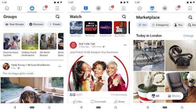 تحميل فيس بوك 2020 - تنزيل Facebook