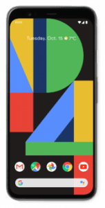 جوجل بكسل 4 - Google Pixel 4