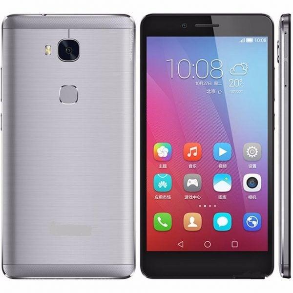 تصميم وأبعاد Huawei GR5