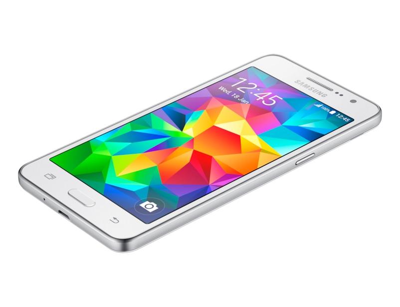 تصميم شاشة Samsung Grand Prime