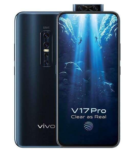 سعر و مواصفات هاتف vivo v17 pro مميزاته وعيوبه