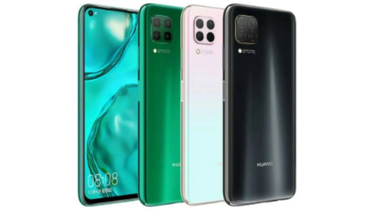 ألوان Huawei Nova 6 SE