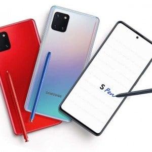 سعر و مواصفات Samsung Note 10 Lite و عيوب سامسونج نوت 10 لايت