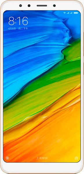 تصميم شاشة Xiaomi Redmi 5