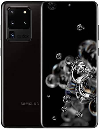 Samsung S20 Ultra باللون الأسود