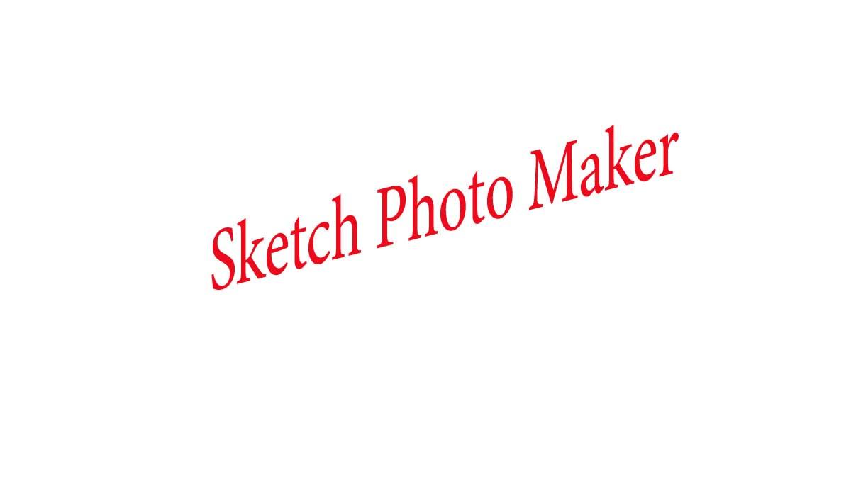 Sketch Photo Maker