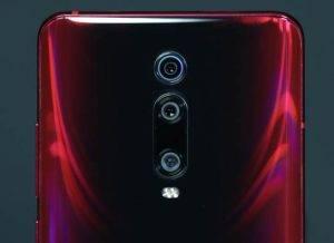 كاميرات Xiaomi Mi 9T Pro الخلفية