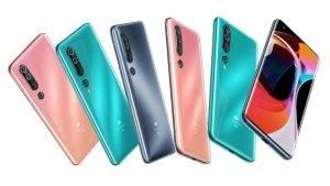 سعر Xiaomi Mi 10 في مصر