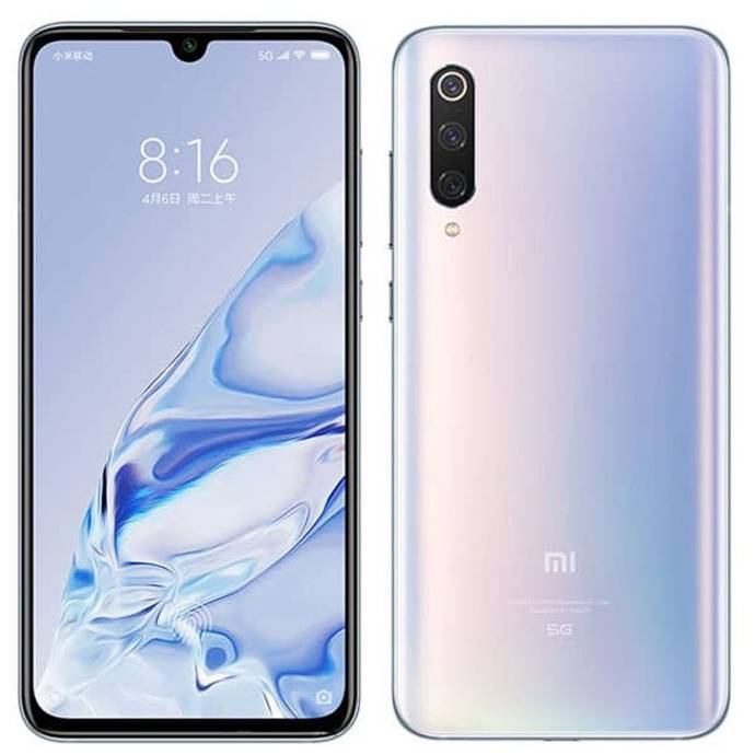 تصميم Xiaomi Mi 9 Pro 5G