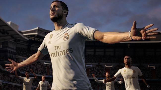 الأداء الرائع والواقعية في لعبة fifa 2020