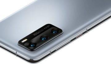 كاميرات Huawei P40 Lite 5G