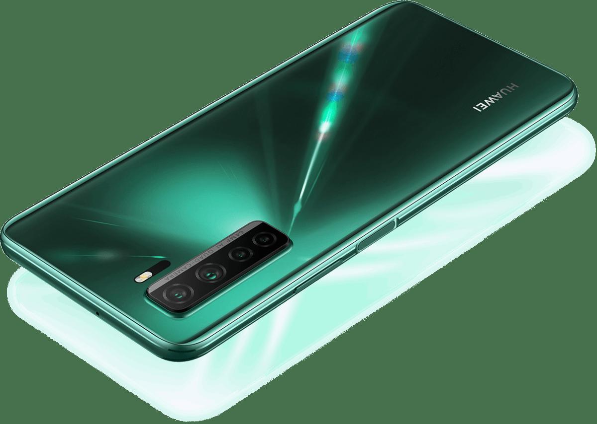 ظهر Huawei P40 Lite 5G