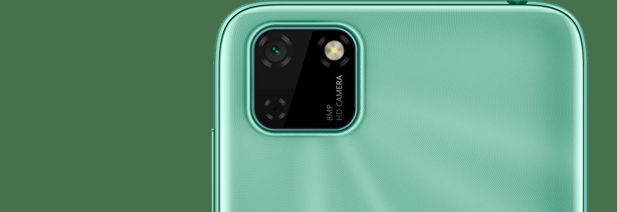 كاميرا Huawei Y5p الخلفية