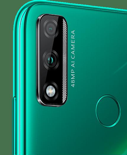 كاميرات Huawei Y8s الخلفية