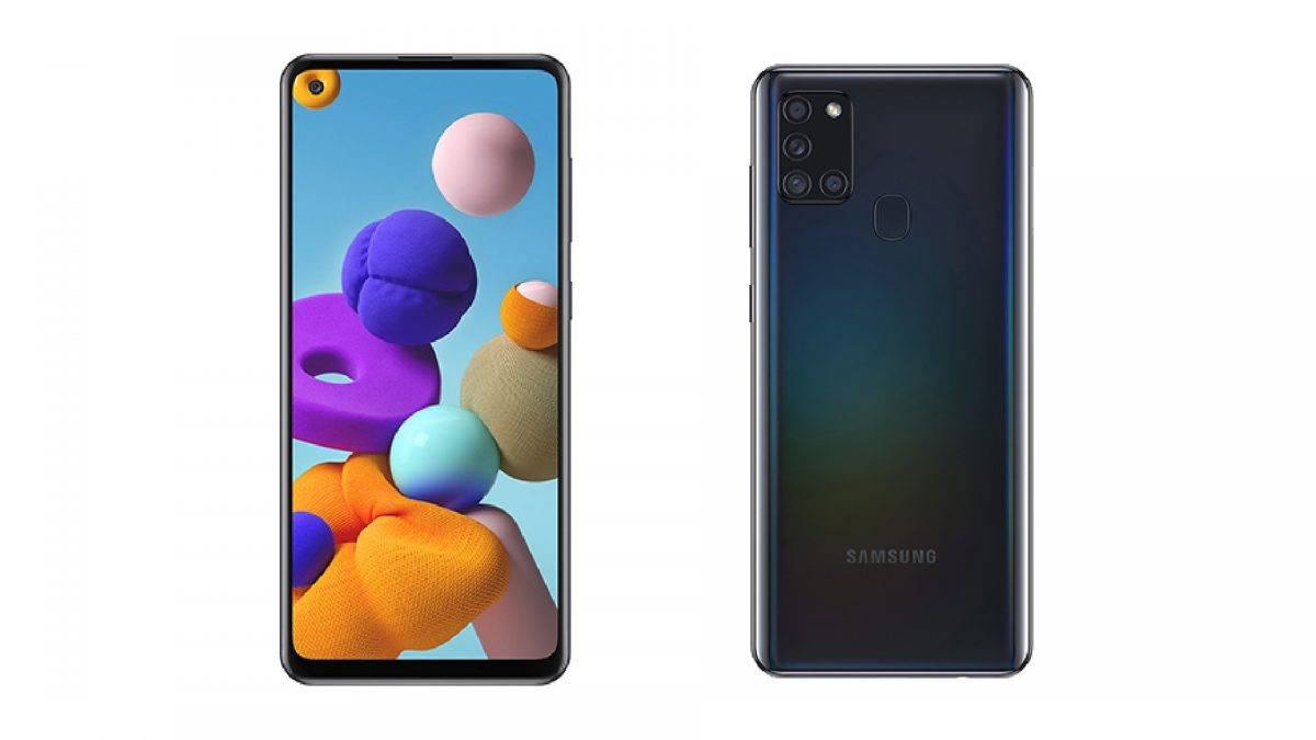 سامسونج ايه 21 اس - Samsung A21s