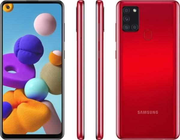 موبايل Samsung A21s
