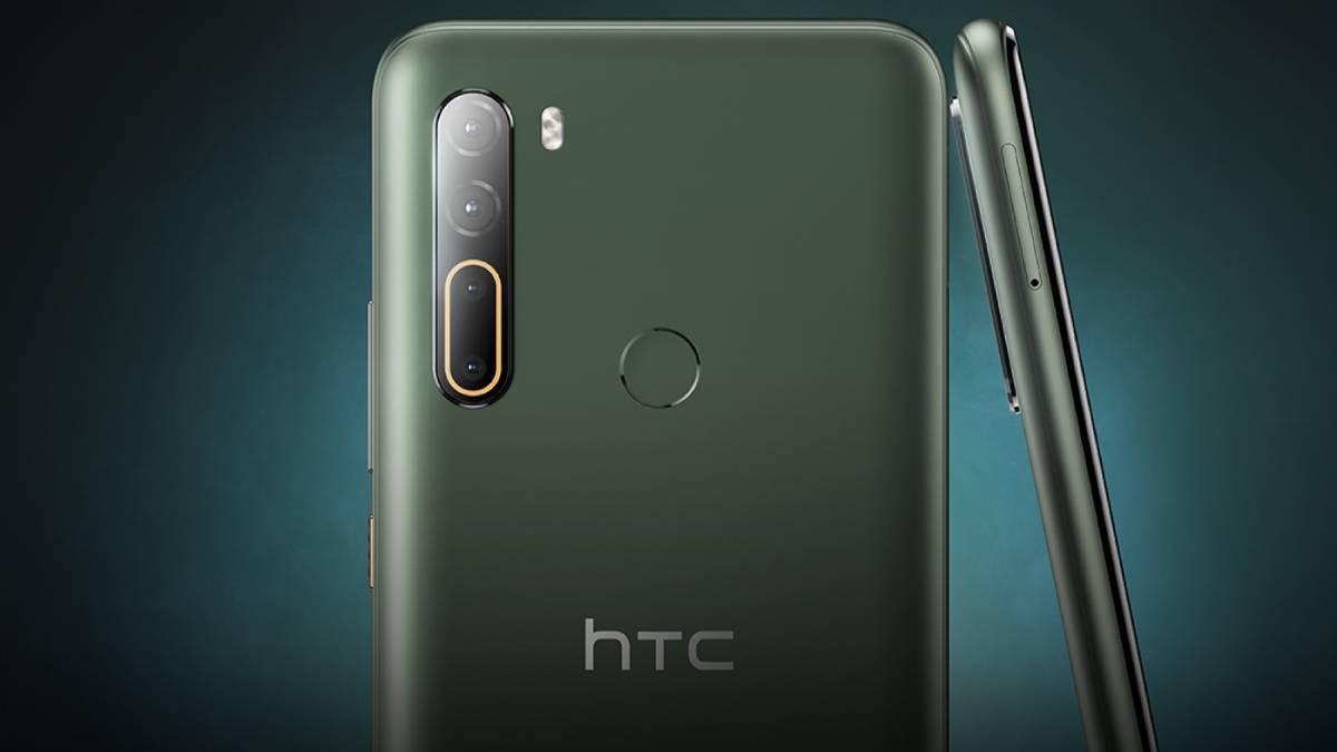 اتش تي سي يو 20 - HTC U20