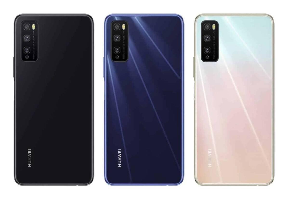 ألوان Huawei Enjoy Z 5G
