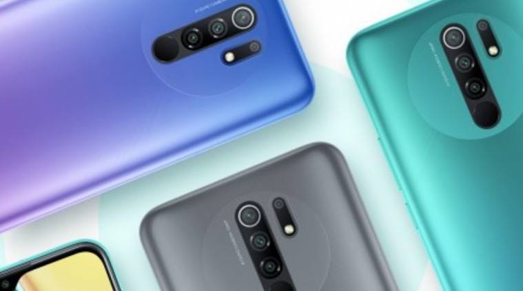 كاميرات Xiaomi Redmi 9 الخلفية
