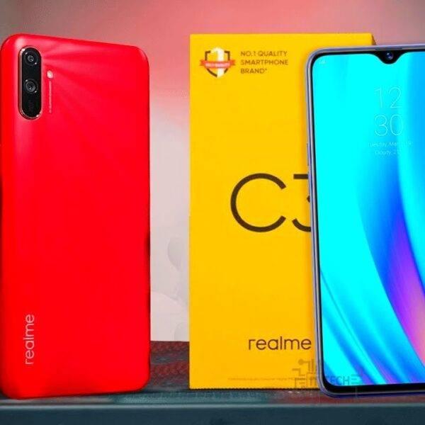 سعر و مواصفات Realme C3i   ريلمي سي 3 آي