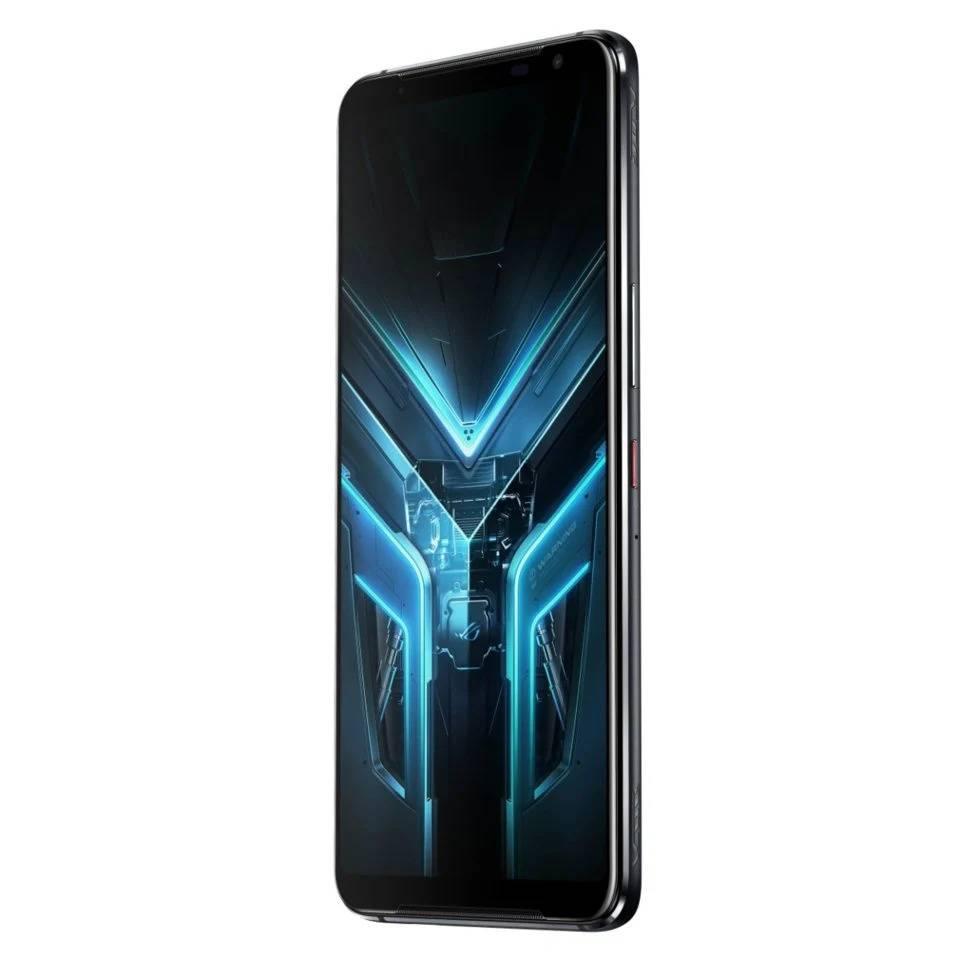 تصميم شاشة Asus ROG Phone 3