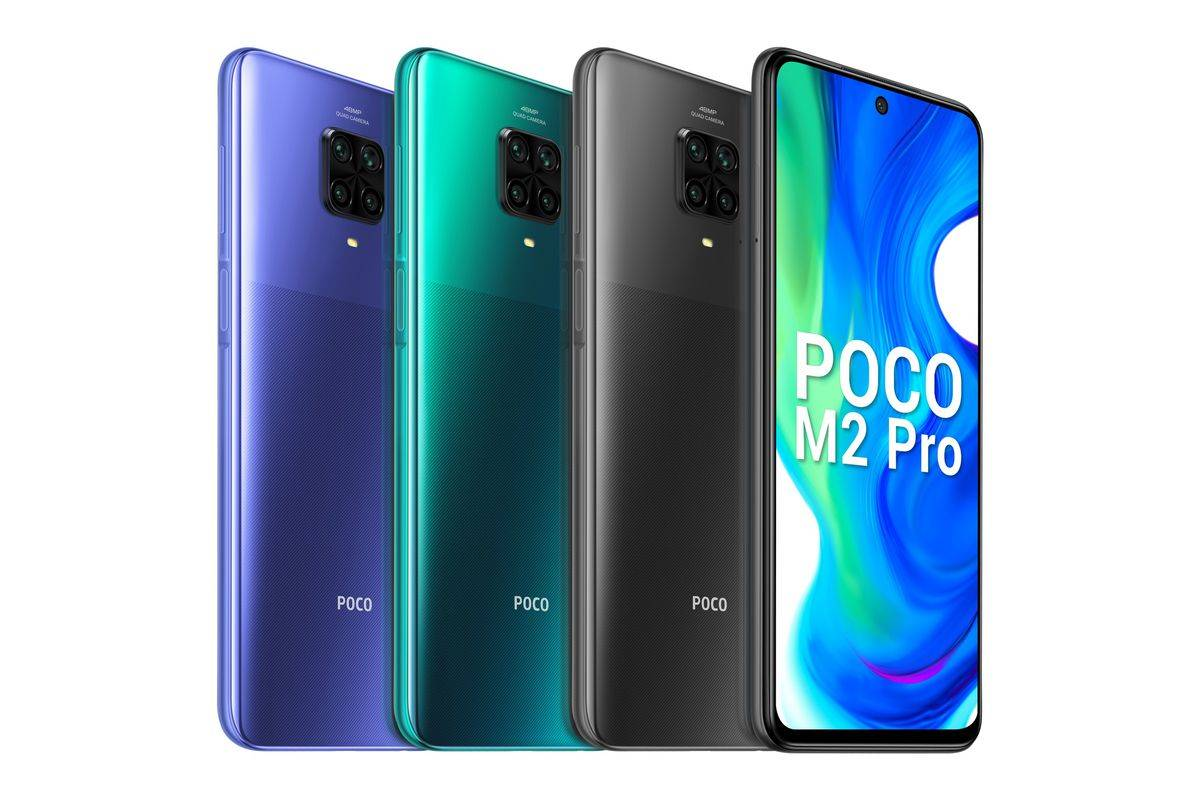 شاومي بوكو ام 2 برو - Xiaomi Poco M2 Pro