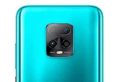 كاميرات Xiaomi Redmi 10X Pro الخلفية