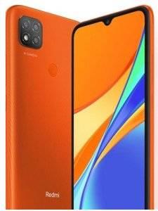 اللون البرتقالي من Xiaomi Redmi 9C