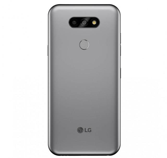 تصميم ظهر LG K31
