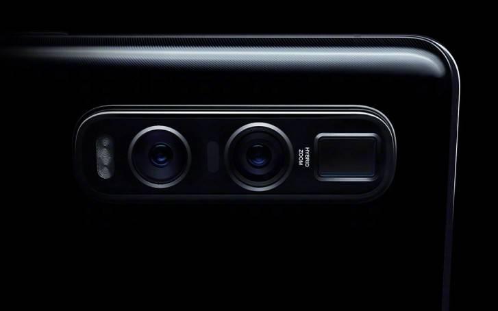 كاميرات Oppo Find X2 Pro