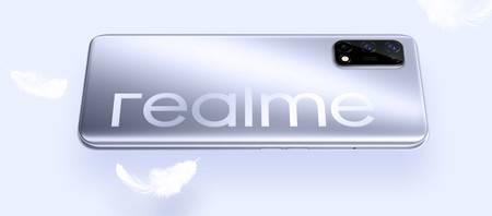 تصميم ظهر Realme 7 5G