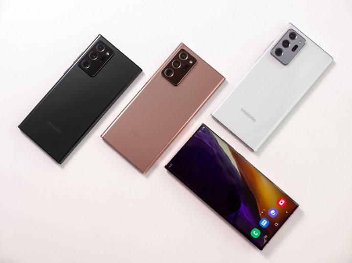 سامسونج جالاكسي نوت 20 الترا - Samsung Note 20 Ultra 5G